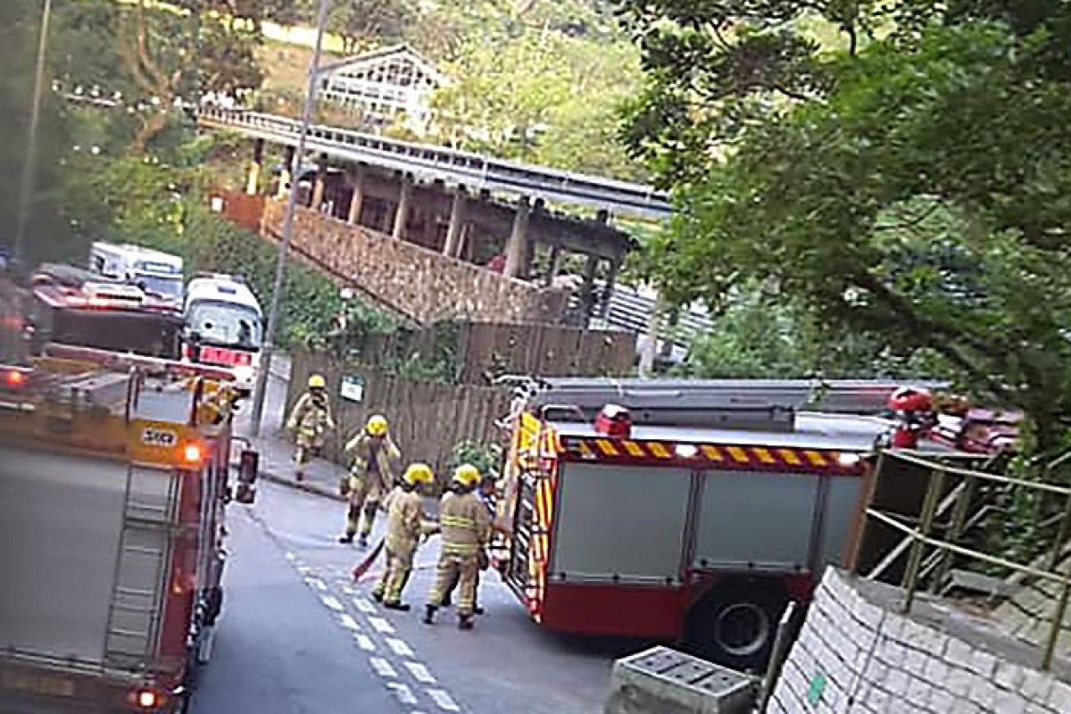 Helicopter crashes near Kadoorie Farm and Botanic Garden in Hong Kong, killing at least one person