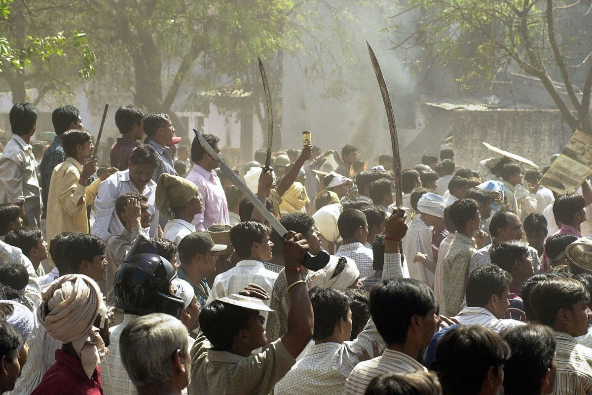 Gujarat riots: 'They raped me, butchered my child because we were