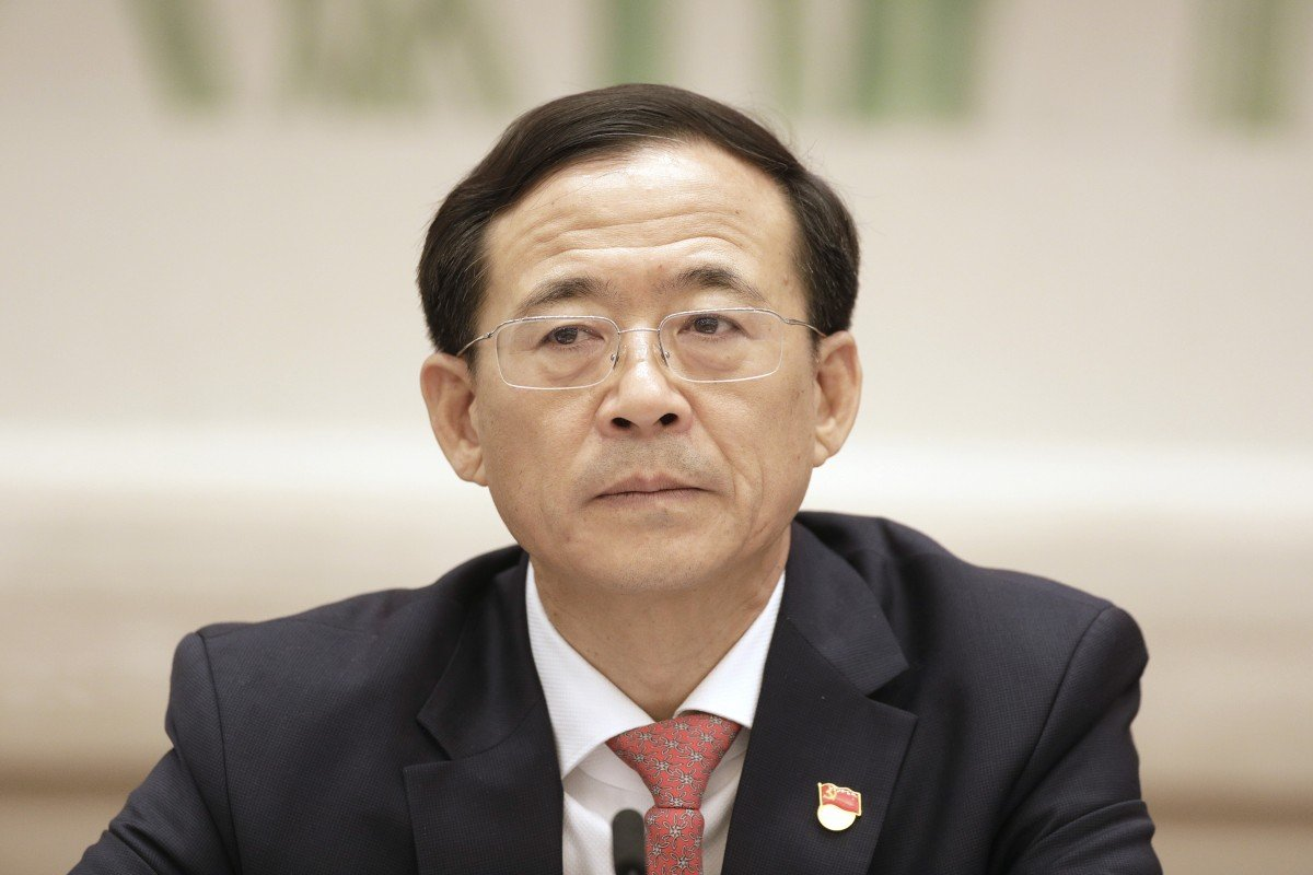 Liu Shiyu, China's former top securities regulator, turns himself in as part of corruption investigation