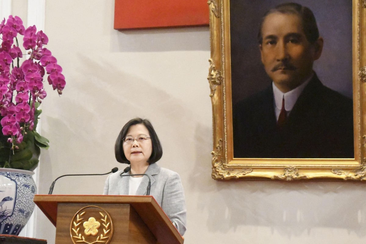 How standing up to China's leader Xi Jinping could help Taiwan's Tsai Ing-wen come back from the political...