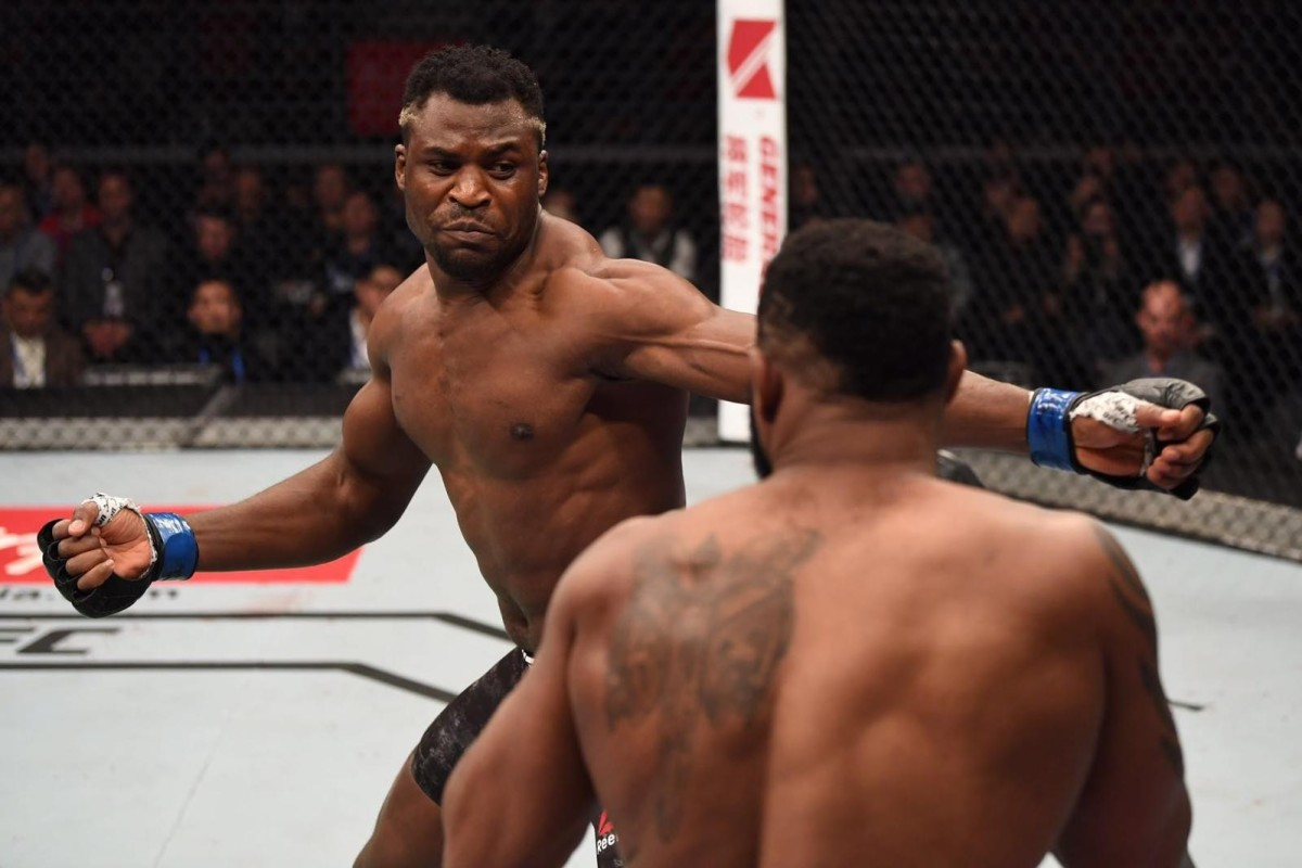 UFC returns to China: three Chinese fighters and the fights