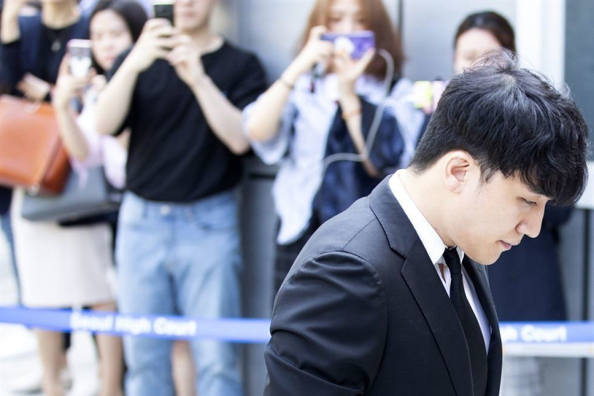K-pop sex-and-drugs nightclub scandal: few arrests and women's ...