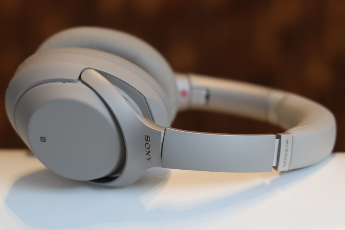 We review the Sony WH-1000XM3 noise-cancelling headphones