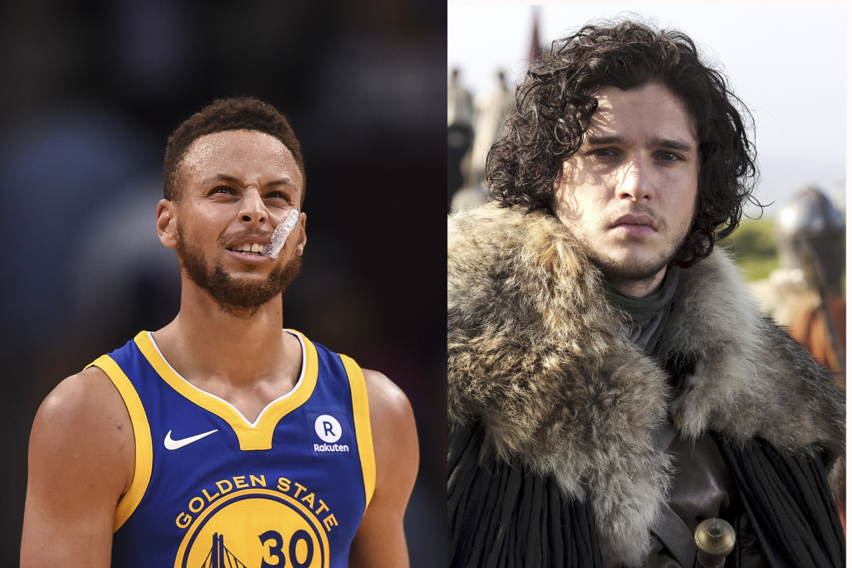 best service c31d0 1d413 2019 NBA Playoffs: Game of Thrones makes the case against ...