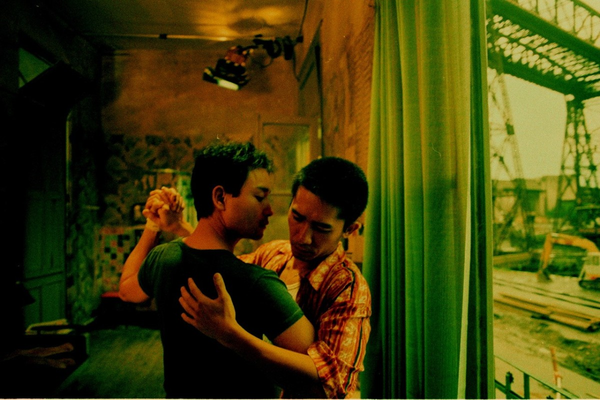 When Wong Kar-wai's gay film Happy Together won big at Cannes Film Festival