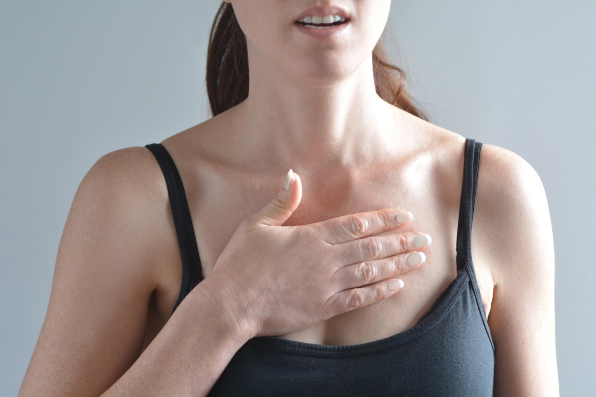 d95e2603 A new study has revealed an alarming increase in heart attacks in younger  women. Photo