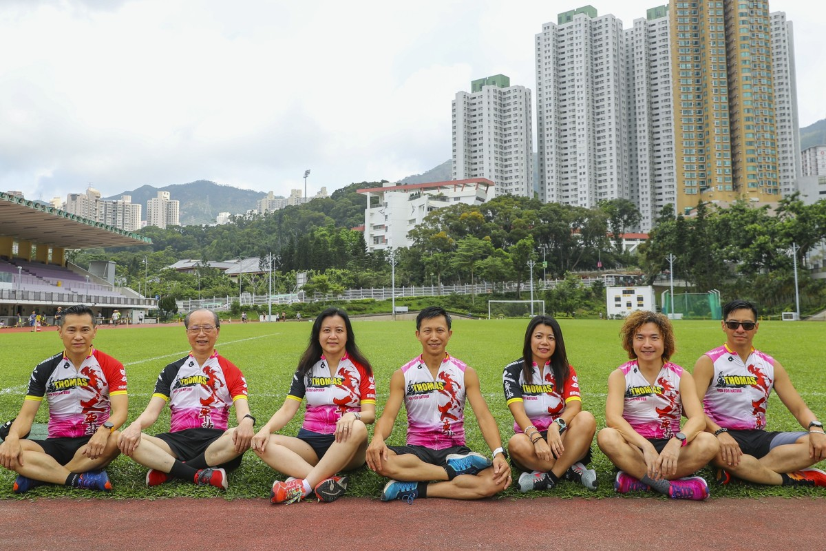 The running group spreading a healthy habit and earning Spirit of Hong Kong Awards recognition