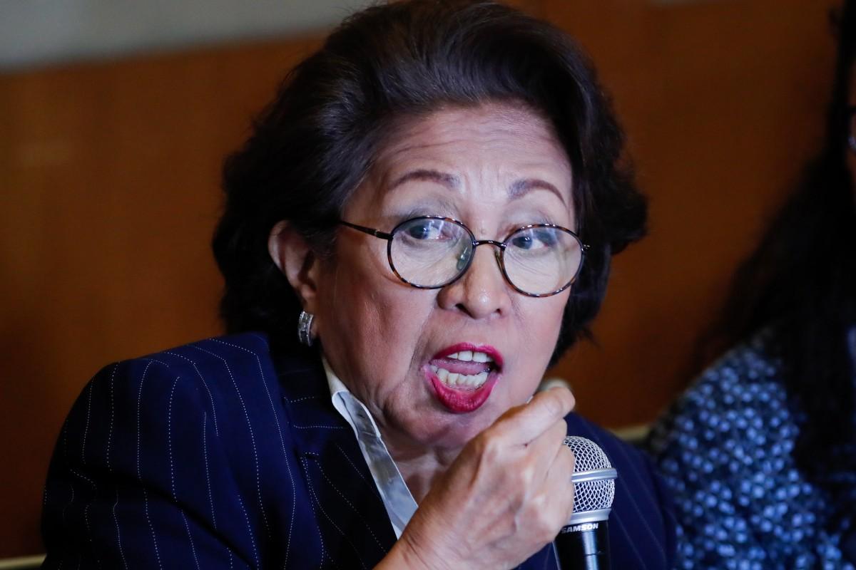 Conchita Carpio-Morales, ex-Philippine Supreme Court judge