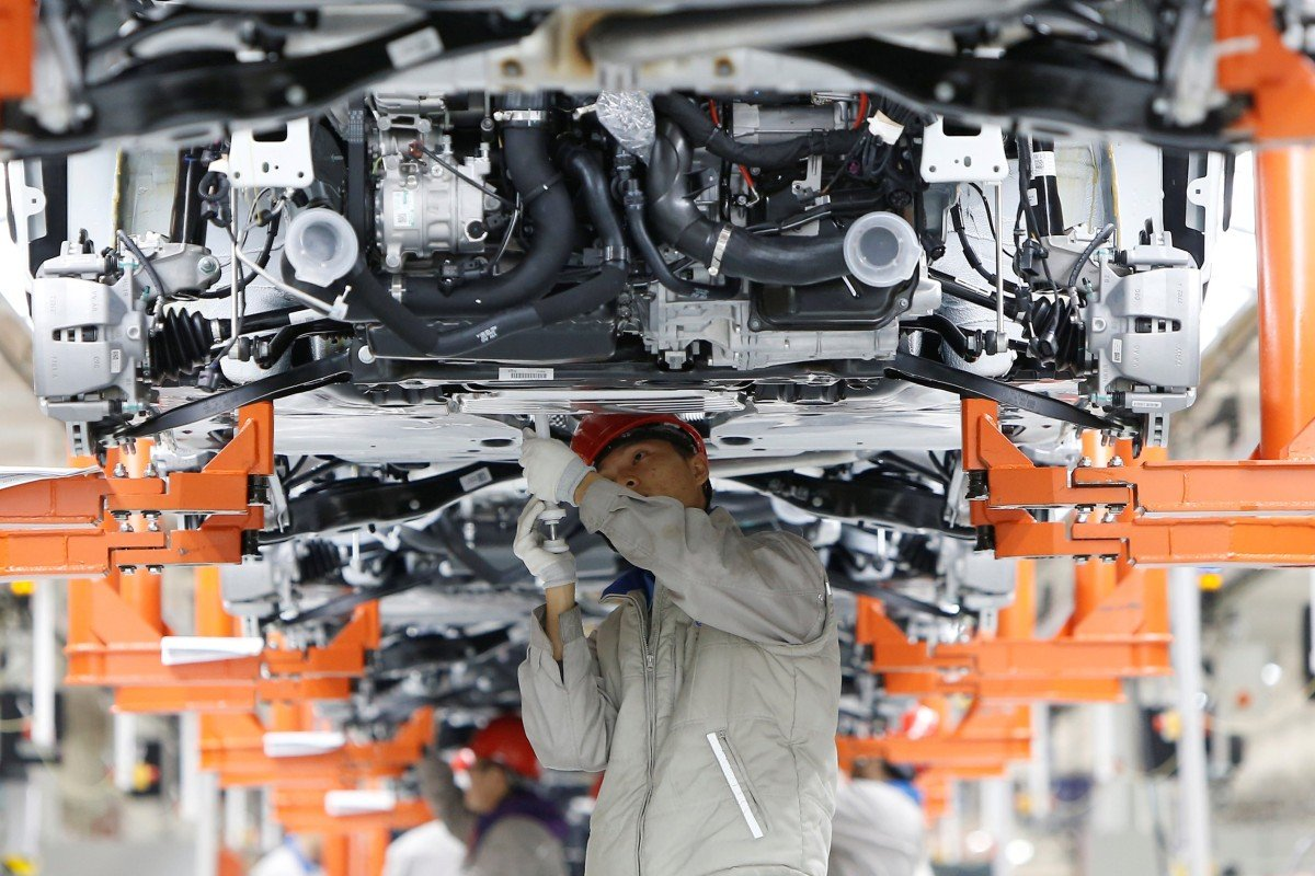Chinese Car Stocks Accelerate As New Tax Rules Trigger Speculation