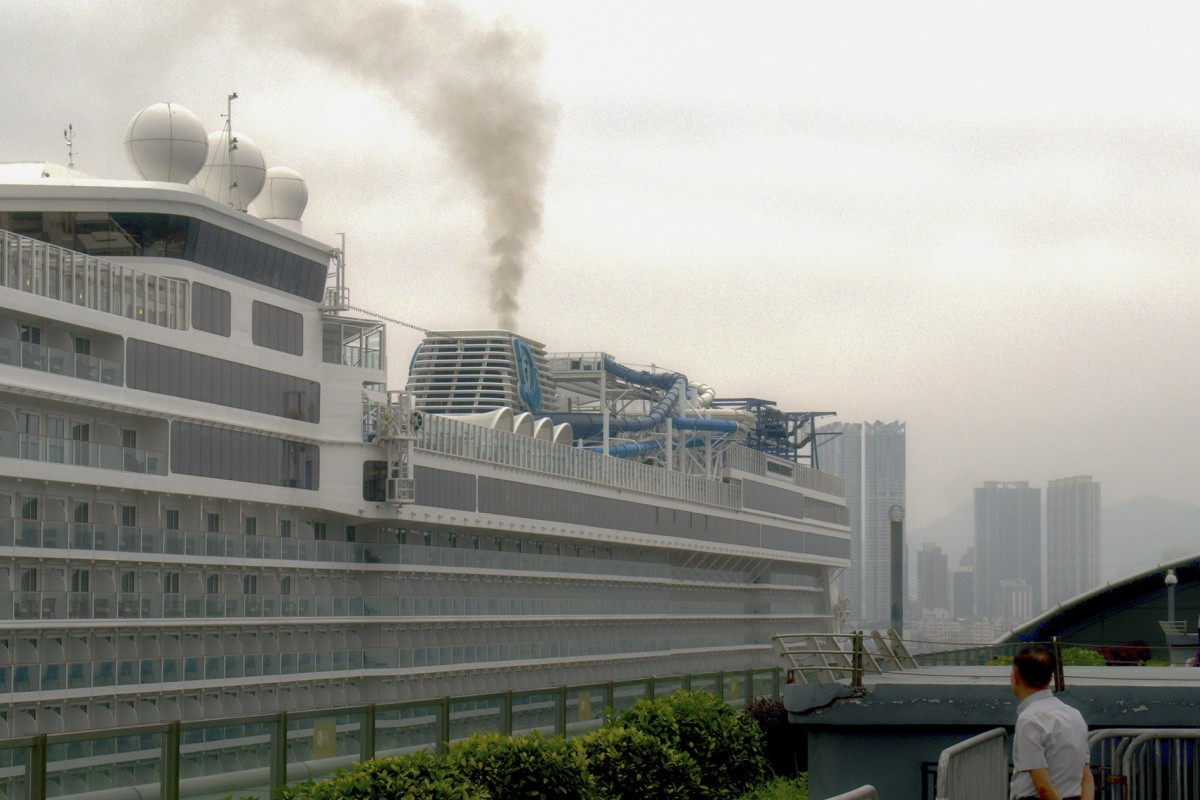 Hong Kong air pollution and the deadly impact of shipping and cruise industries