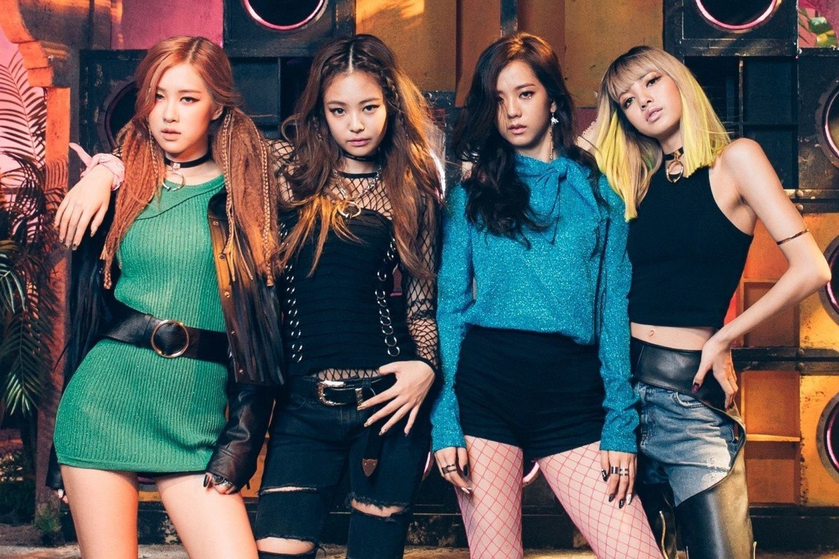 5e53d547d K-pop quartet BLACKPINK is the first South Korean act to have two videos  exceed
