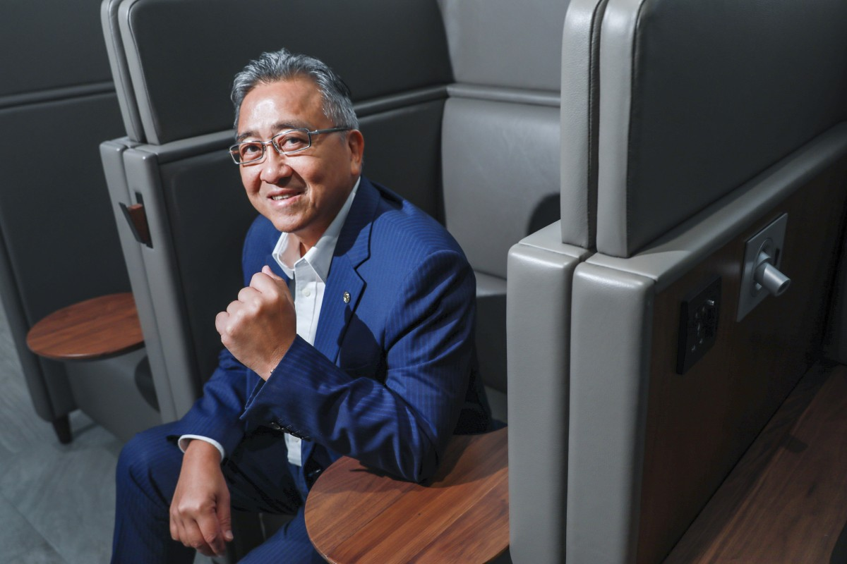 Lounge operator eyes shake-up of traditional airport facilities with introduction of collaborative...