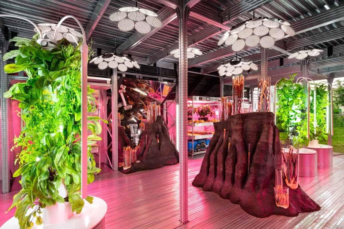 Grow Your Own Food Concept For Ikea By Tom Dixon Could