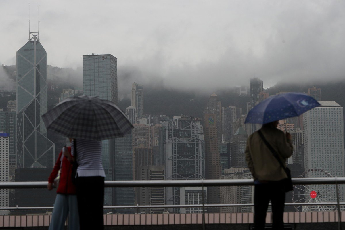 Three Days Of Thunderstorms Expected In Hong Kong As