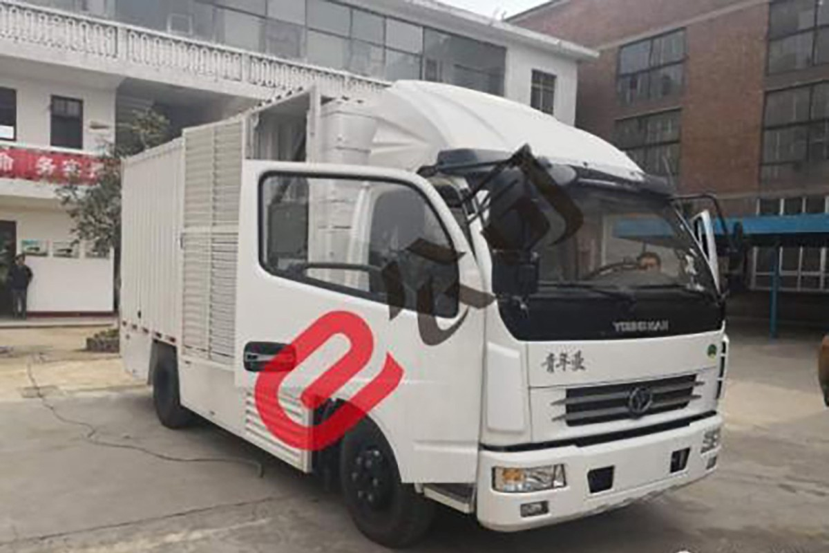 A car company based in central China claimed it has built a hydrogen-powered vehicle that could travel up to 500 kilometres powered only by water. The prototype made by Qingnian Cars in Nanyang, a city in Henan province, made its maiden journey on Wednesday. Photo: Baidu