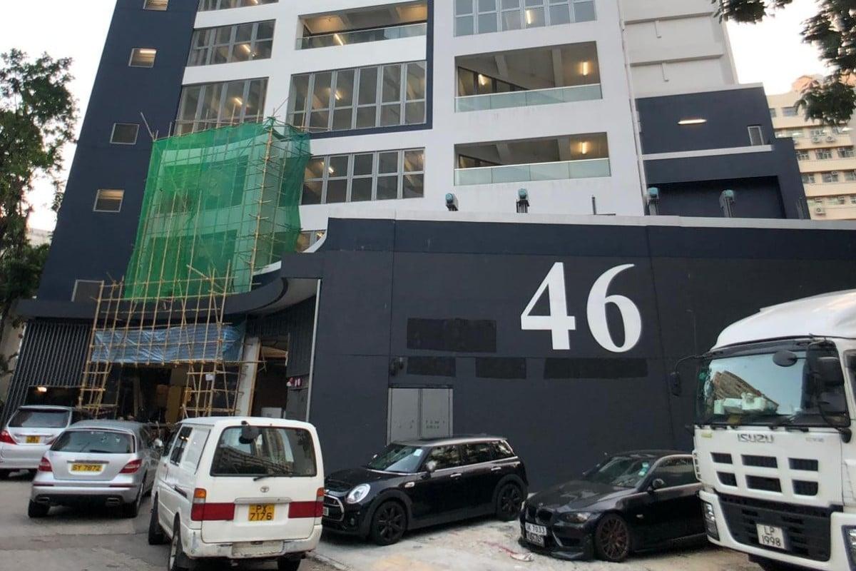 Investors flock to Hong Kong's industrial buildings  Even