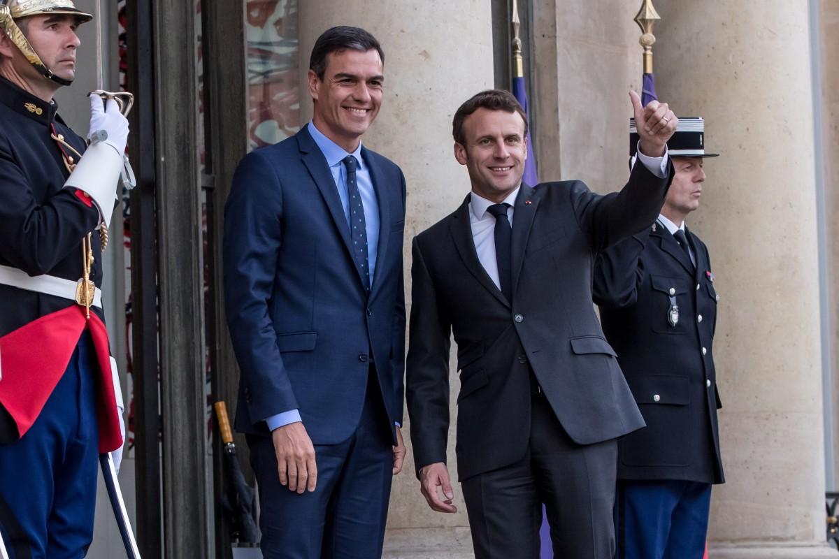 ¿Cuánto mide Emmanuel Macron? - Altura - Real height 8fd29d92-80cf-11e9-bda2-8286175bc410_image_hires_065243