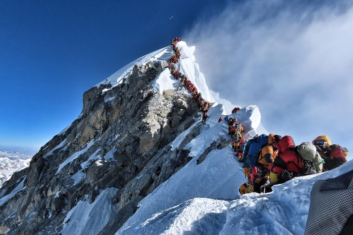 Now time for crowd control on Everest | South China Morning Post