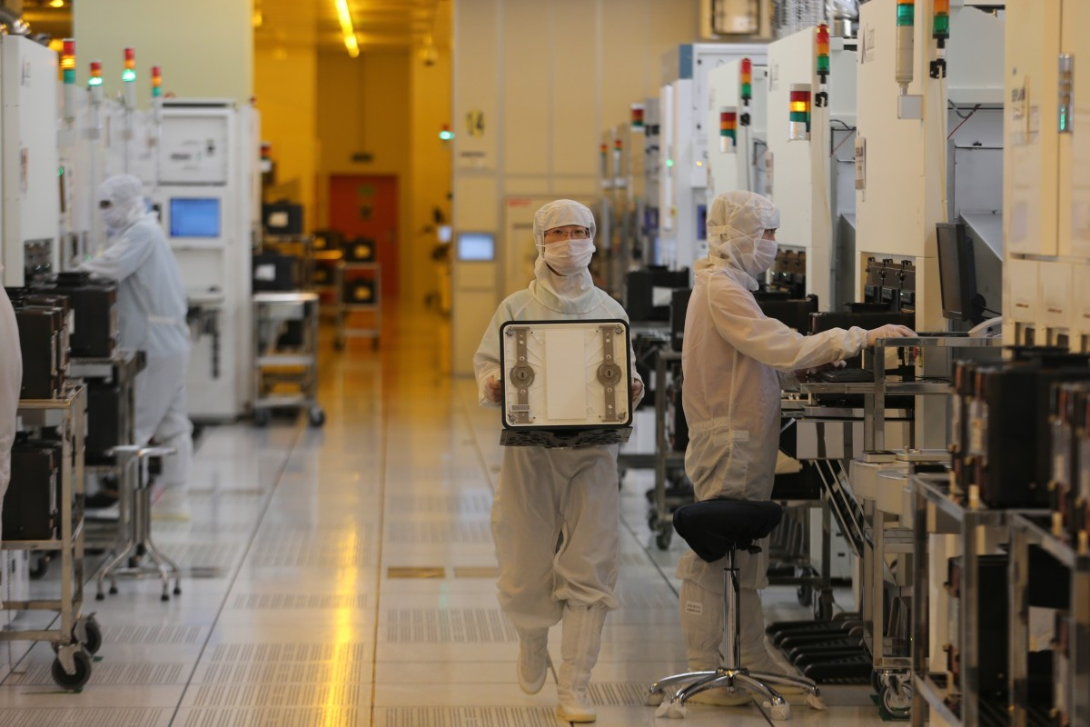 Building China's own chip industry will be a costly 10 year