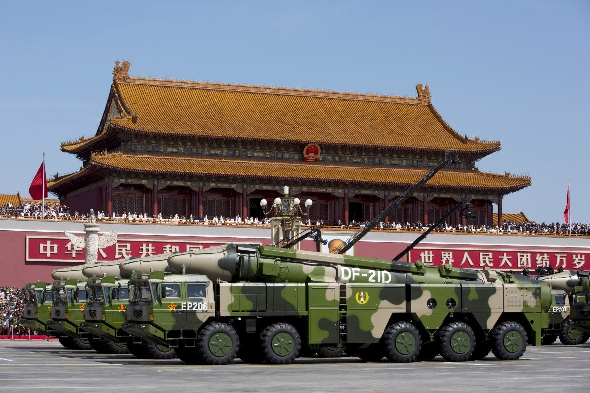 Chinese arms: cheaper than US, no strings attached  Thailand is sold