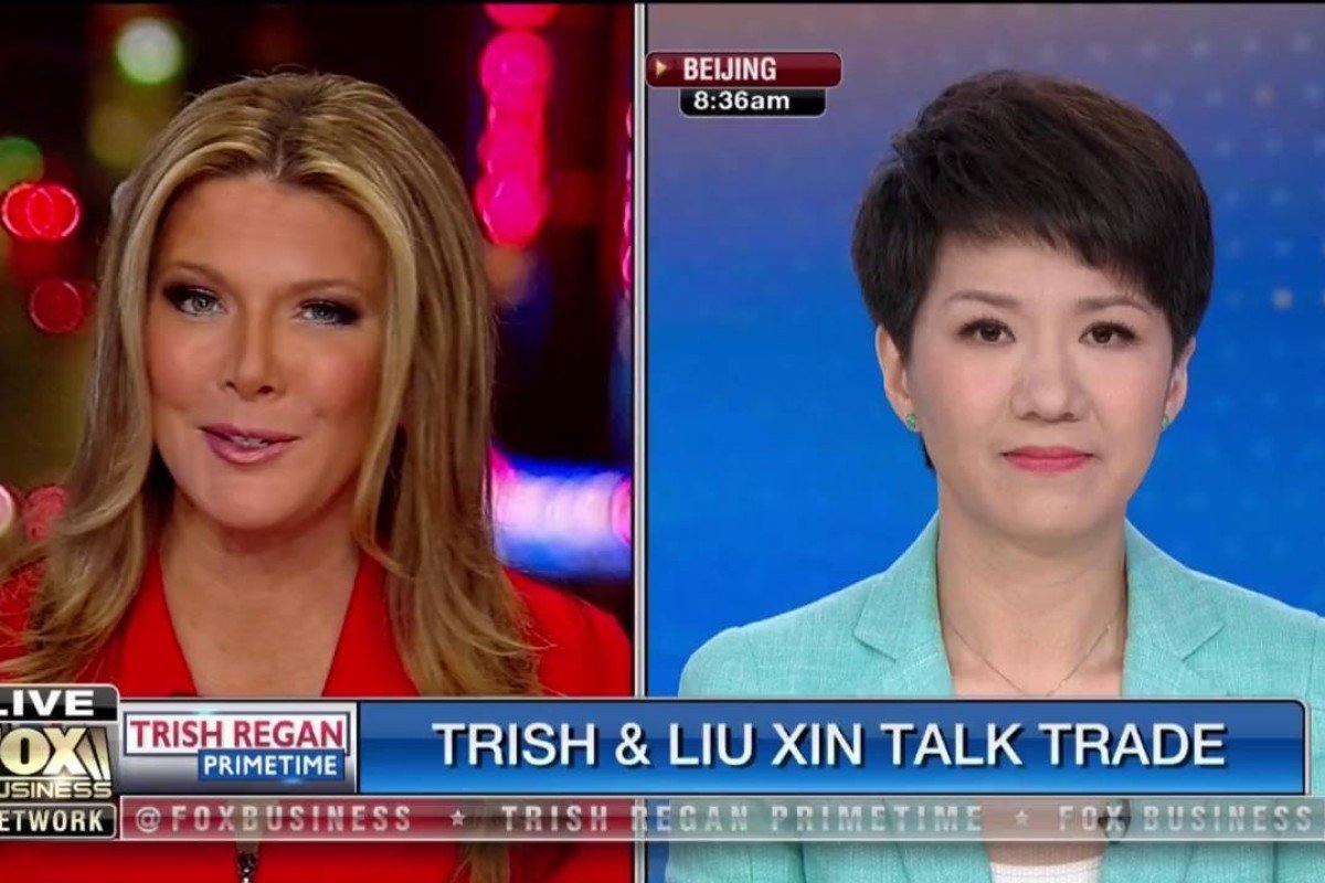 Debate between Fox's Trish Regan and CGTN's Liu Xin revealed China's defiance on intellectual property
