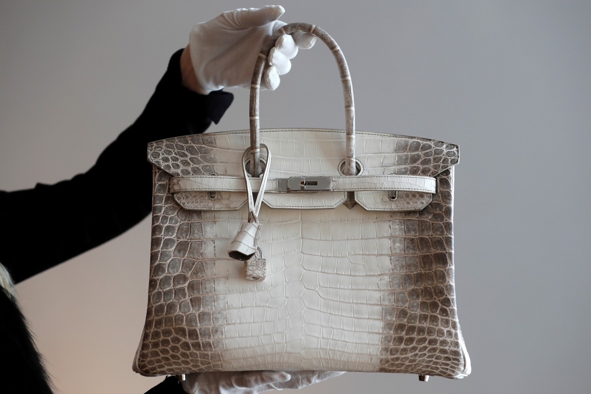 4fc9ea30fc The Birkin Himalaya is solid fashion investment for your future, says  experts. Photo: