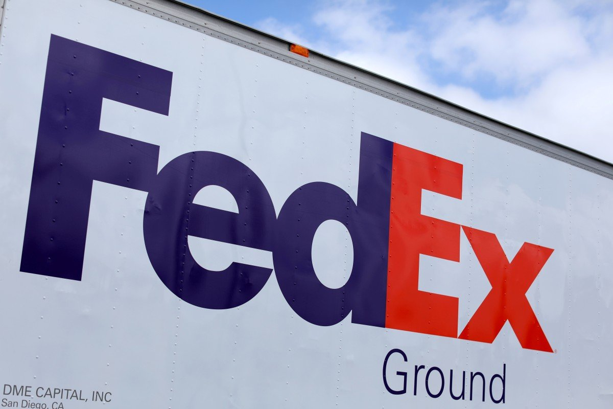 China targets FedEx over stray packages as new front opens