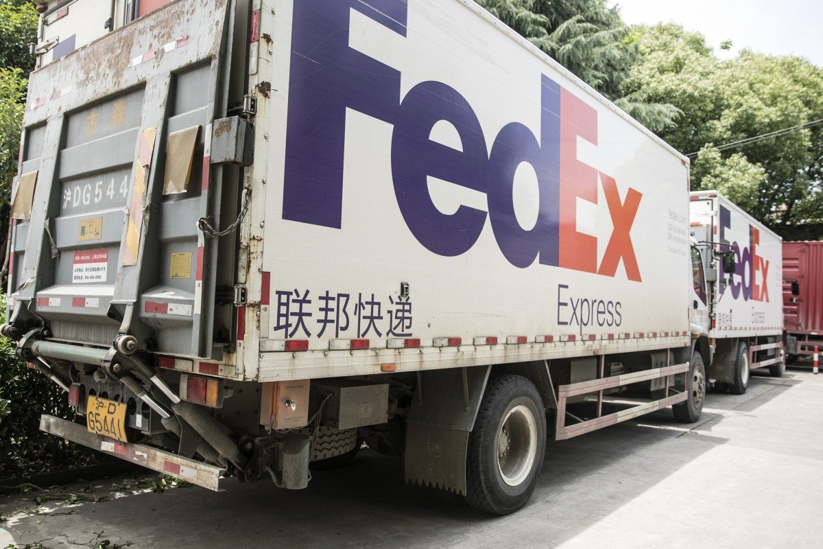 China says FedEx probe was launched after 'complaints from users
