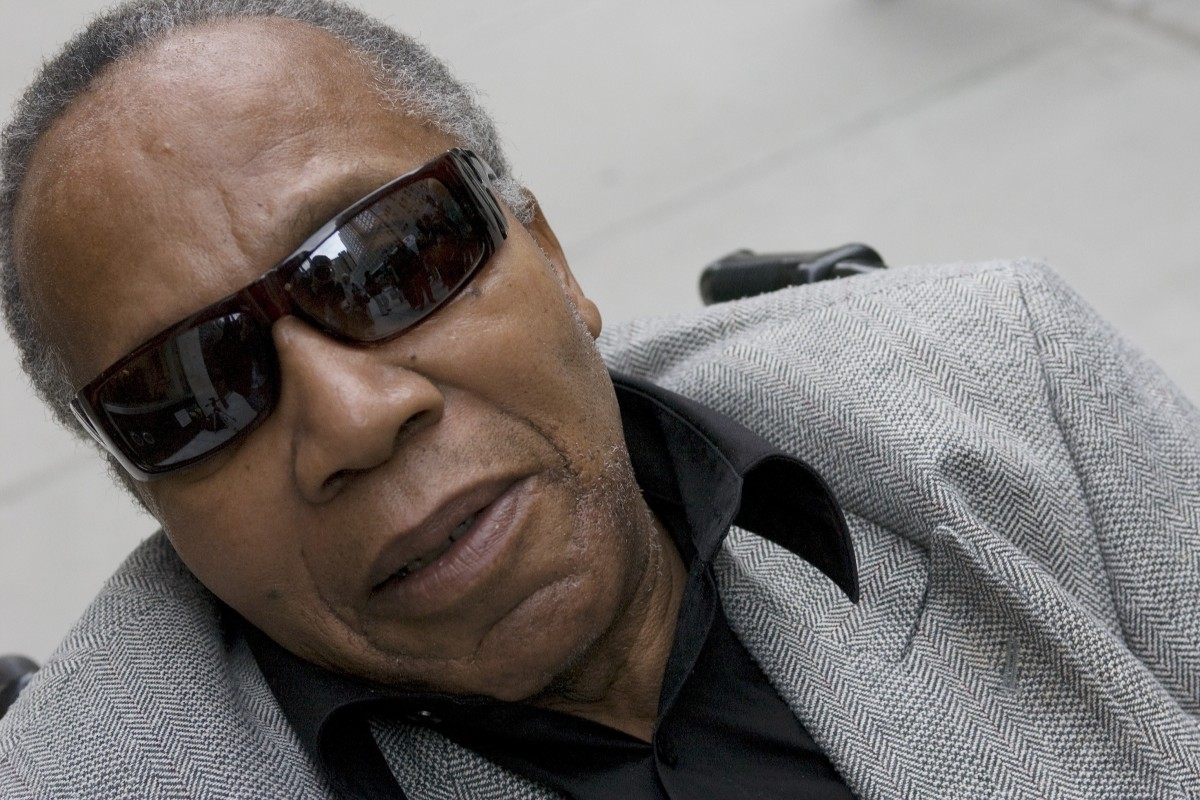 Frank 'Superfly' Lucas, who died on Thursday aged 88. Photo: AP