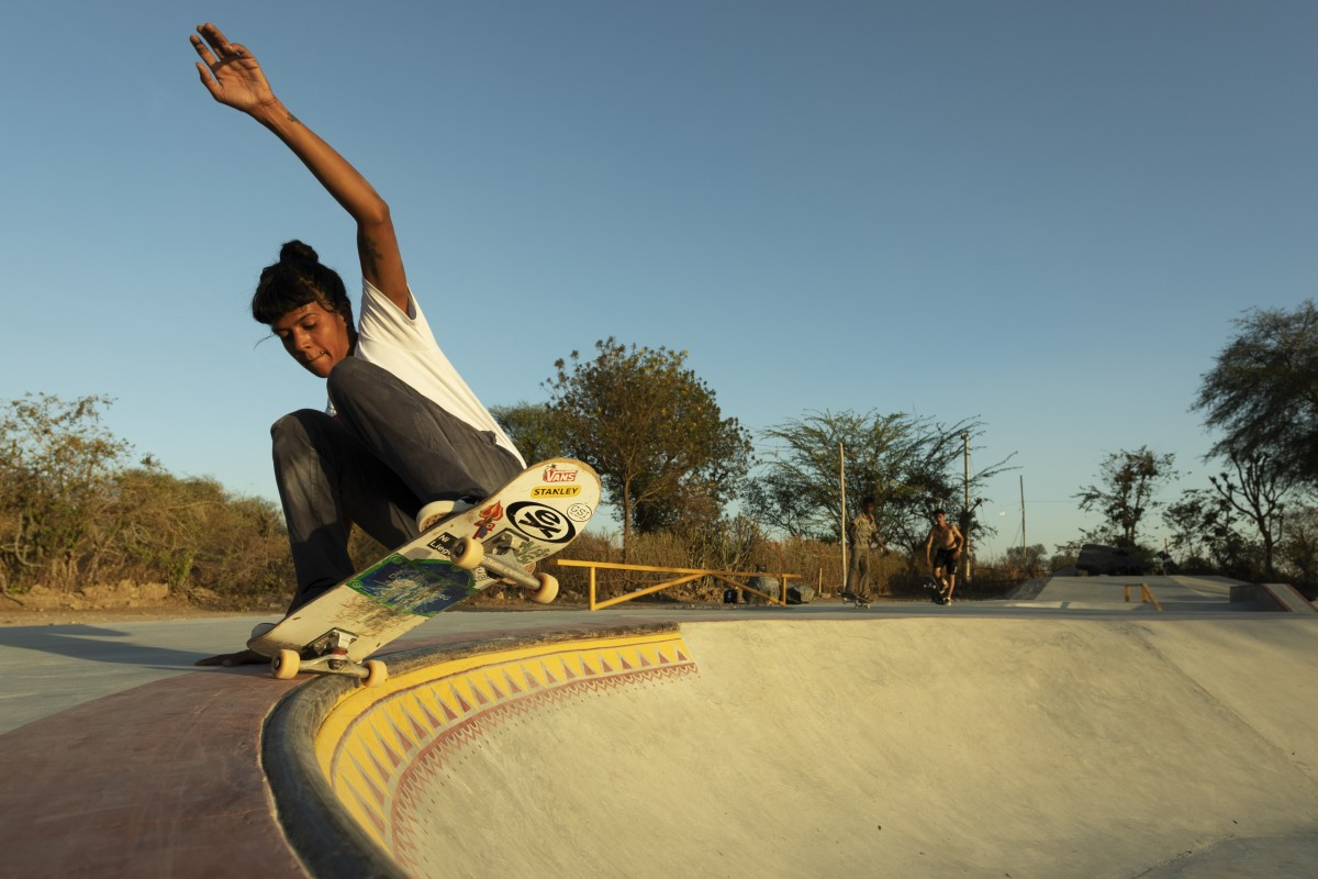 India's female skateboarders look to break with tradition