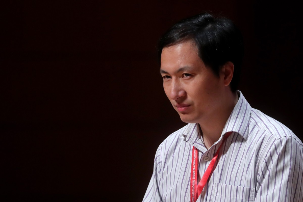 Twin Study Raises Doubts About >> Foolish Choice Rogue Chinese Scientist He Jiankui S Gene