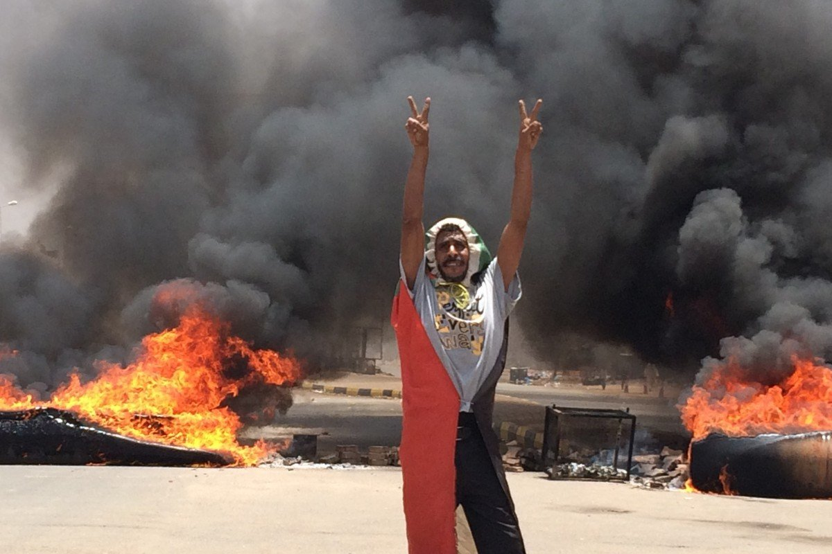 Bloody massacre' in Sudan as security forces crush pro