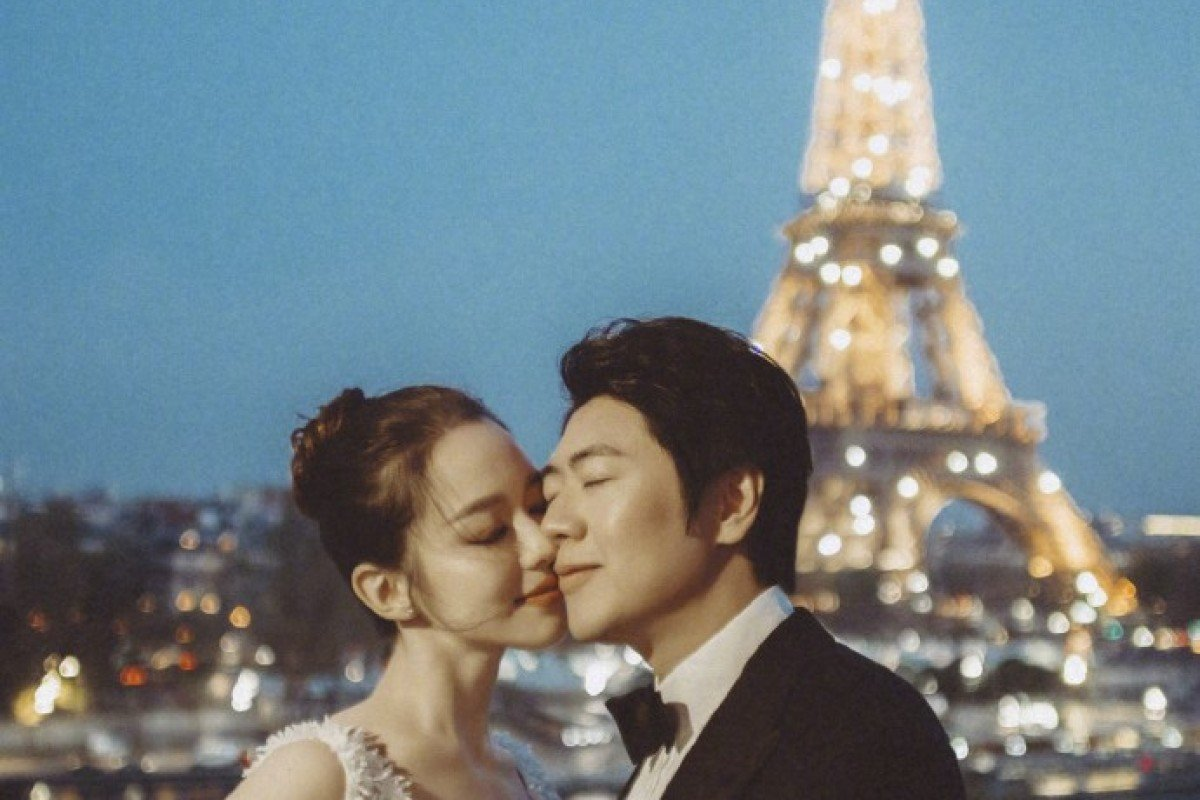 Who is Lang Lang's new wife? German-Korean Gina Alice