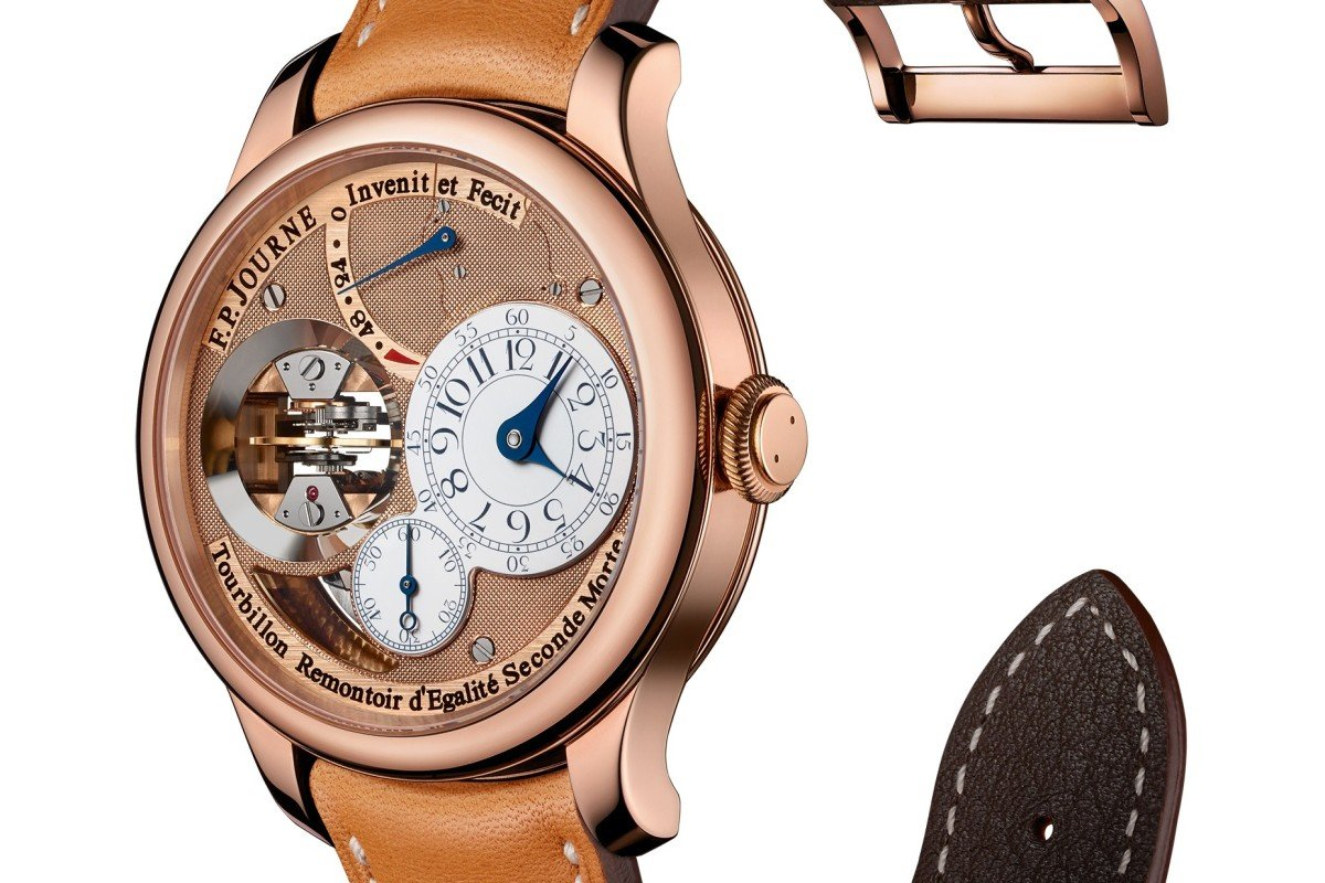 8889bf2c5 Are automatons once again the face of luxury watches and clocks ...
