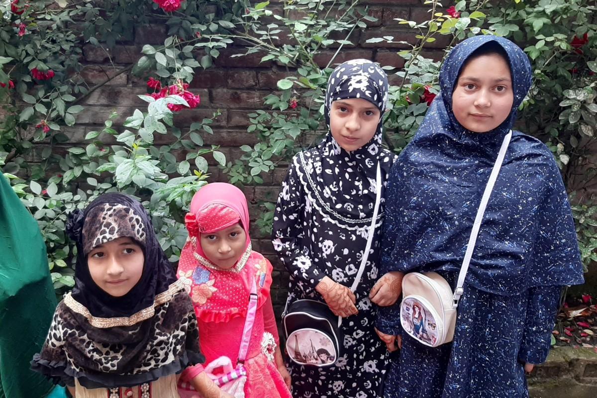 The feast begins: how Muslims in conflict-torn Kashmir celebrate Eid