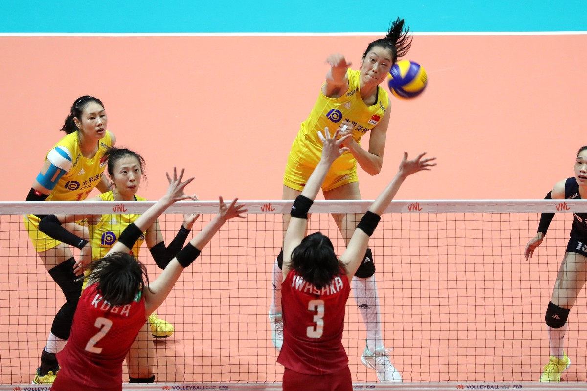 Zhu Ting Leads China To A Winning Start In Women S Volleyball Nations League In Hong Kong South China Morning Post