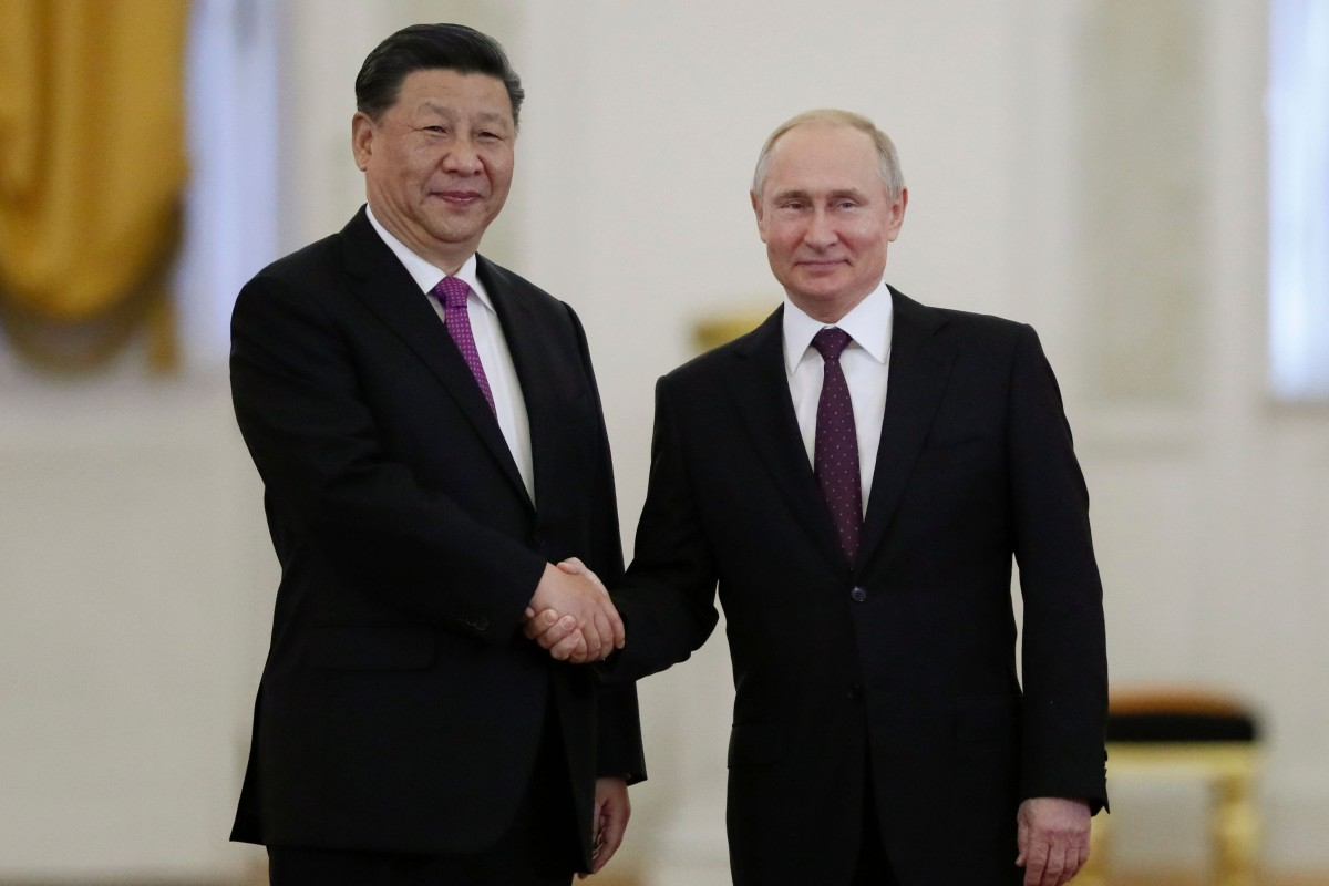 Optimism Greets Investors Sudden >> China And Russia To Close Ranks In United Front Against American