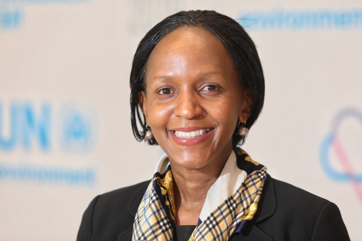 Joyce Msuya, acting head of the UN Environment Programme, says bad infrastructure can have a negative environmental impact. Photo: Simon Song