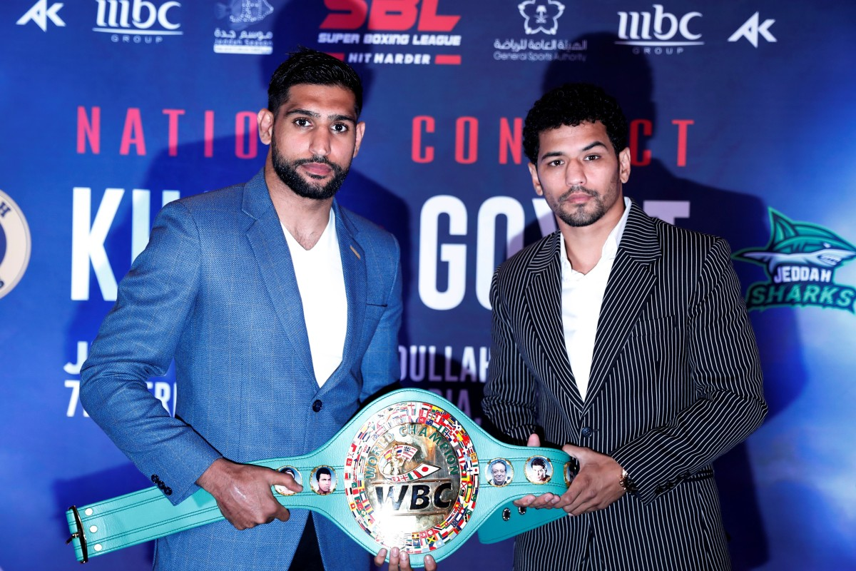 Amir Khan to fight in Saudi Arabia: English boxer defends