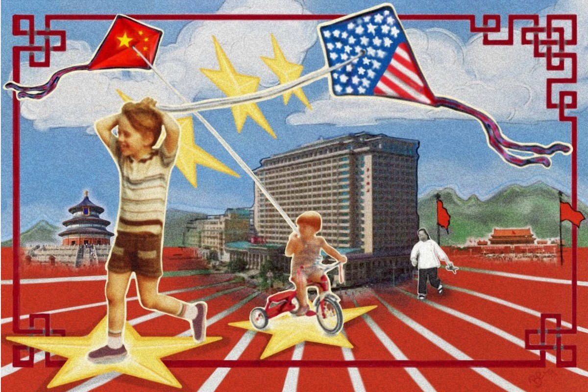 How Communist China taught an American boy 'the real meanings of