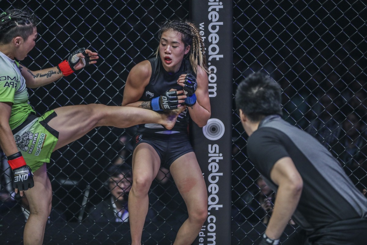 One Championship: Angela Lee returns to fight Michelle Nicolini in