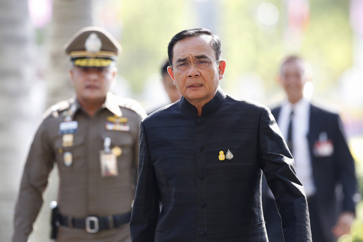 Thailand's Prayuth Chan-ocha: the military man with staying power