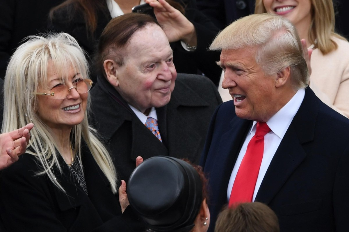 Will Macau casinos be targeted in US-China trade war? The odds are shortening for Sheldon Adelson, Trump's...