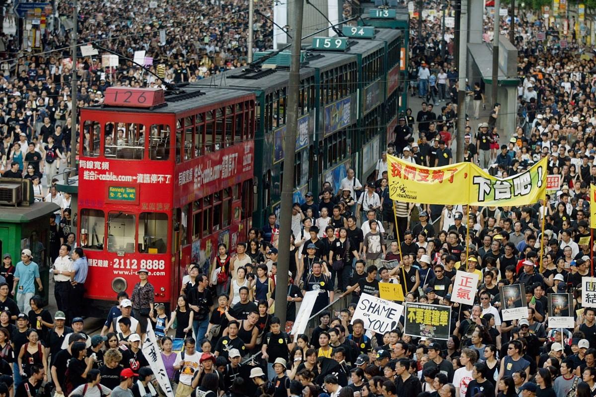 Organisers hope half a million...