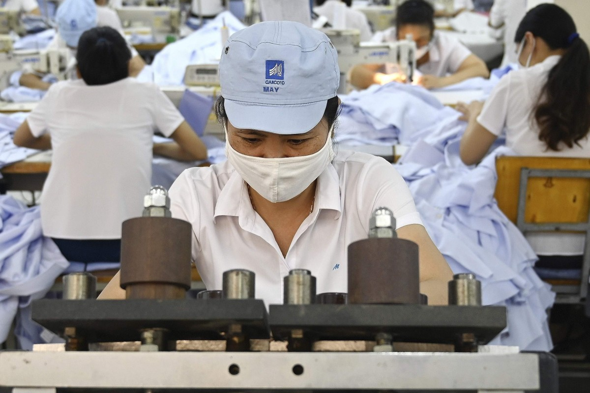 Vietnam cracking down on Chinese goods falsely labelled and