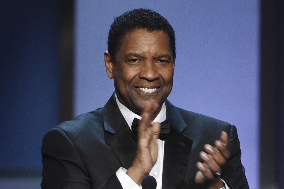 72a6dcb9 Denzel Washington picks up AFI Life Achievement Award, while Jamie ...