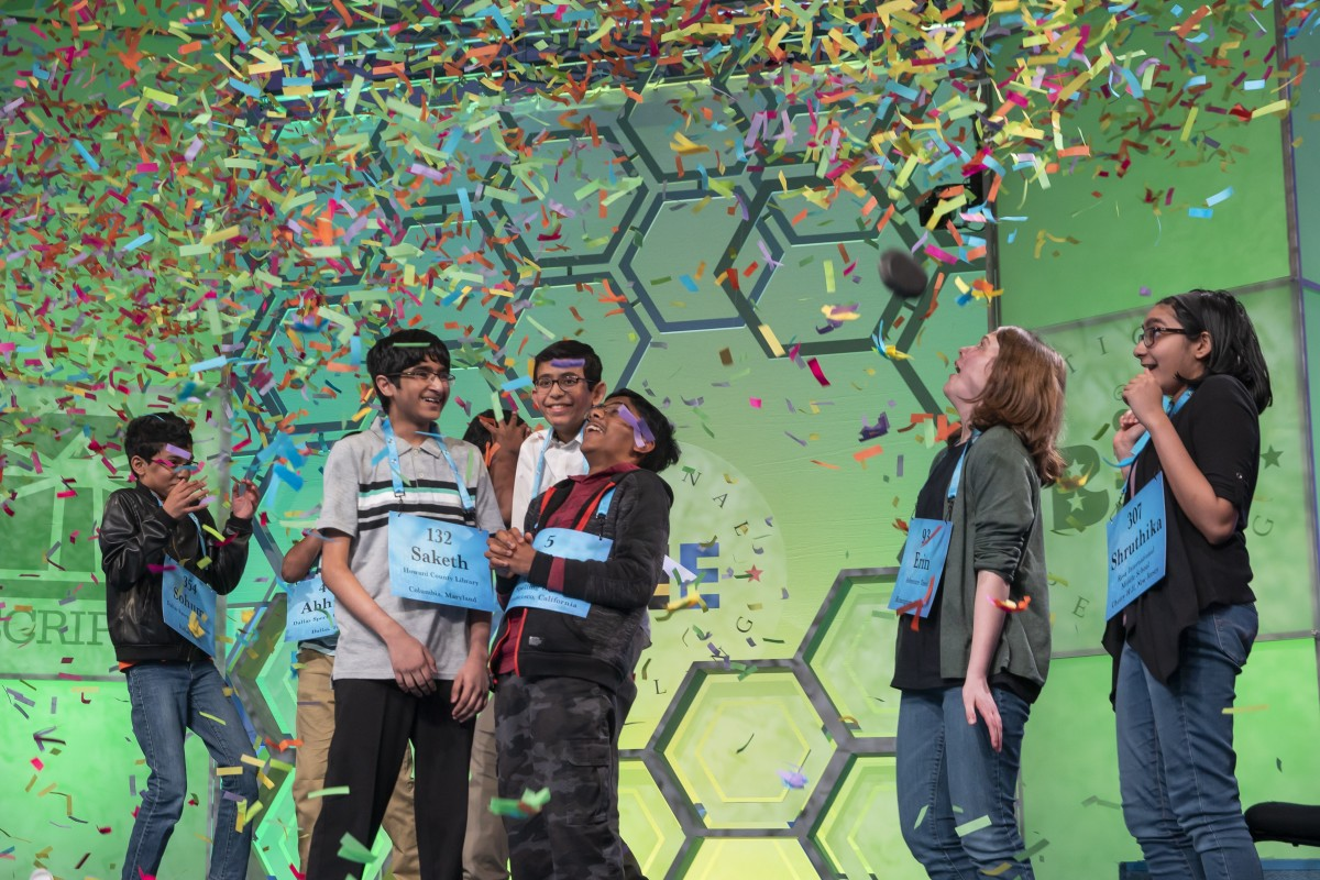 Scripps Spelling Bee 2020 Word List.How Indian Kids Conquered The English Dictionary And Became