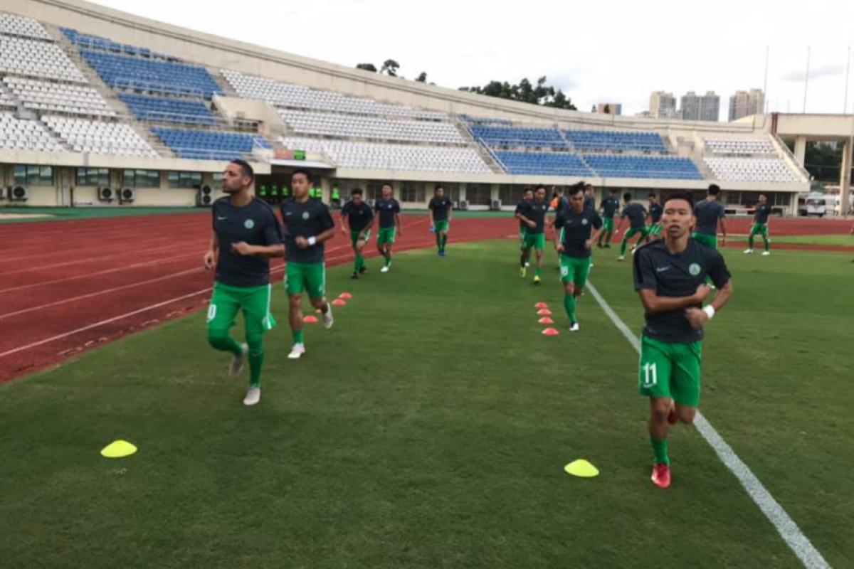 35499eb4d77 The Macau FA has withdrawn from their scheduled World Cup Qualifying clash  against Sri Lanka,