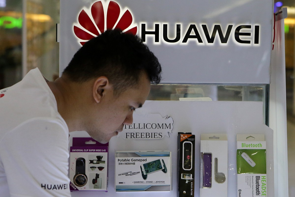 How Philippines' embrace of Huawei reflects China's growing