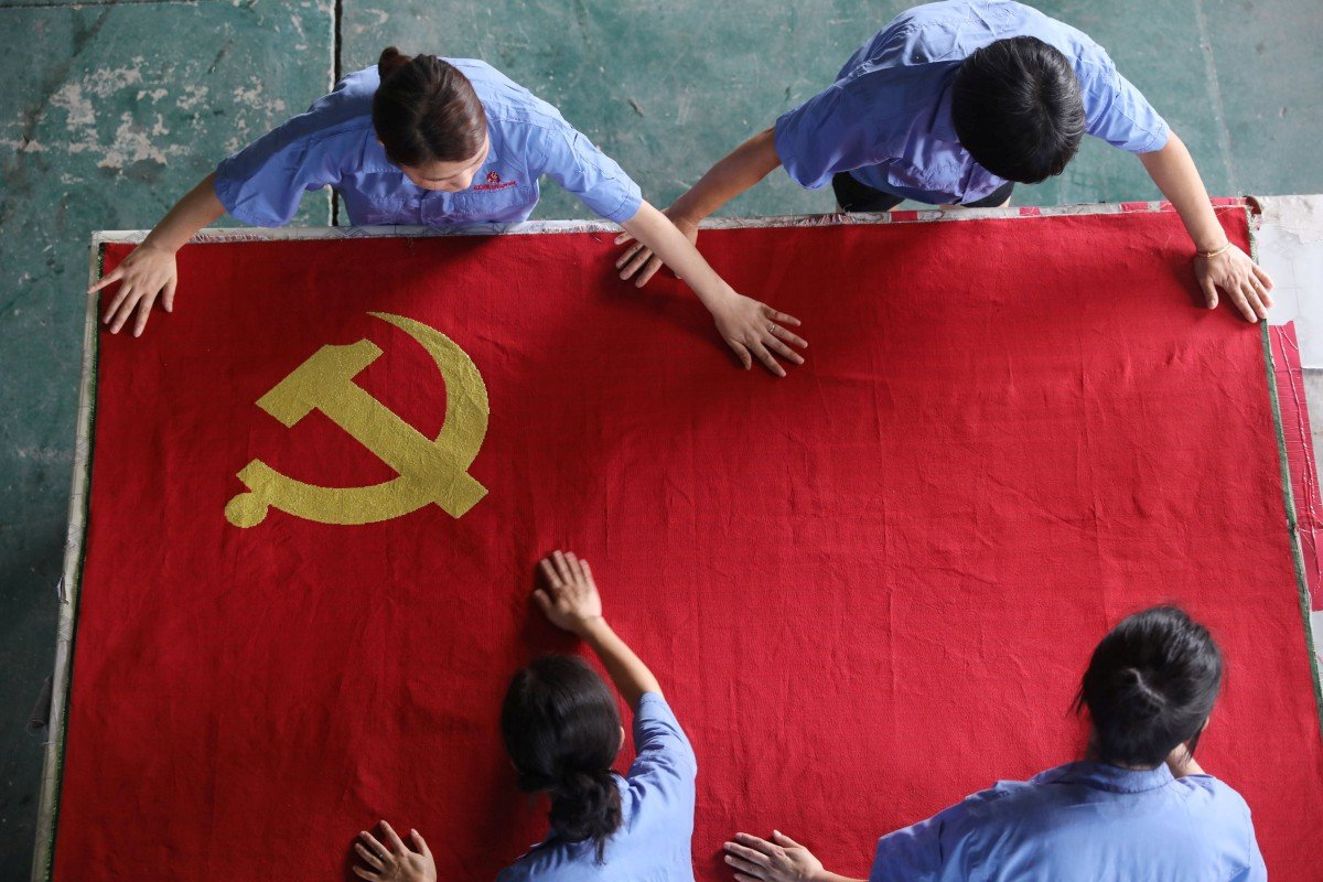 China has stoked its people's hopes of using economic growth to return to national greatness and reverse national humiliation, and such dreams die hard. Photo: Reuters